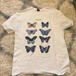 Urban Outfitters Butterfly Tee